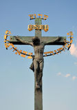 Cross of Jesus Christ Stock Photography