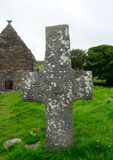Cross, Kilkalmedar, Ireland Royalty Free Stock Photos