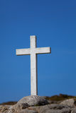 Cross in Laxe Stock Images