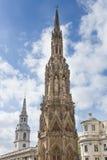Cross of Leonor de Castile in London Stock Images