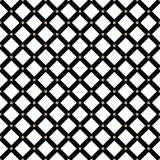Vintage Cross lines vector pattern or background Stock Photography