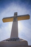 Cross, Medjugorje Royalty Free Stock Photo