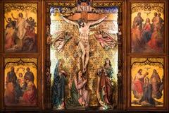 cross miłość obraz royalty free
