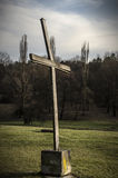 cross ortodoksyjny Zdjęcie Stock