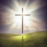 Cross over field
