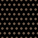 Cross patten background, vector illustration. Royalty Free Stock Photography