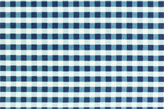 Cross pattern fabric texture background. Blue and white texture background Royalty Free Stock Photo