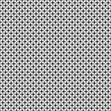 Cross patterned texture No. 5 Royalty Free Stock Photography