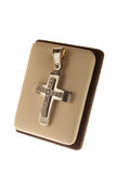 Cross pendant Royalty Free Stock Photo