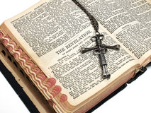 Cross on Revelation Stock Photos