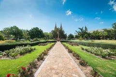 Cross of Sacrifice Memorial Gardens Stock Images