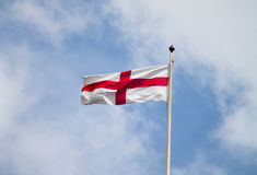 Cross of Saint George Royalty Free Stock Photography