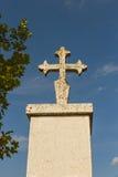Cross of Saint James Royalty Free Stock Photos