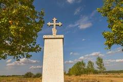 Cross of Saint James Royalty Free Stock Image