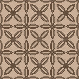 Cross seamless pattern Stock Photo