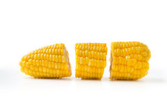 Cross section corn Royalty Free Stock Photography