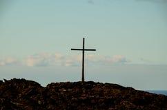 Cross Sign Stock Image