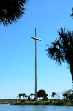 Cross St Augustine Florida Stock Images