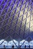 Cross Station国王在伦敦 库存照片