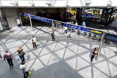 Cross Station国王平台 图库摄影