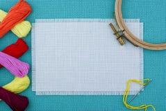 Cross-stitch stock images