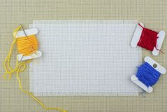 Cross-stitch Stock Photos