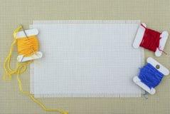Cross-stitch stock photos
