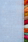 Cross-stitch Royalty Free Stock Photo
