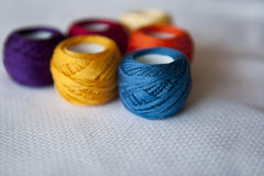 Cross stitch Royalty Free Stock Image
