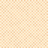 Cross-stitched pattern. Seamless vector Royalty Free Stock Photography