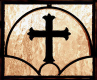 Cross symbol Stock Photography