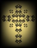 Cross-tattoo Stock Images