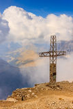 Cross at the Top Stock Image