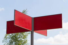 Cross Traffic Sign Stock Images
