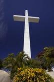 The Cross of Trouyet - Acapulco stock photos