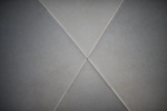 Cross vault from below Royalty Free Stock Images