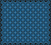 Cross vector background pattern Royalty Free Stock Images