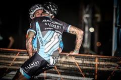 Cross Vegas Cyclocross Stock Photo