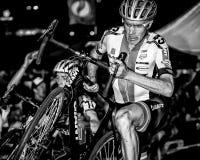Cross Vegas Cyclocross - Carl Decker Royalty Free Stock Image