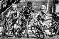 Cross Vegas Cyclocross Royalty Free Stock Photography