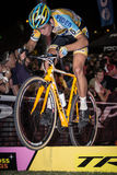 Cross Vegas Cyclocross Royalty Free Stock Photos