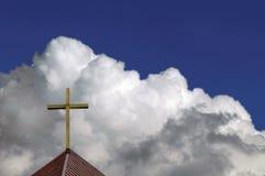 cross wieży Zdjęcie Stock