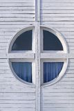 Cross window Royalty Free Stock Photography
