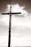 cross wooden Στοκ Φωτογραφίες