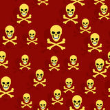 Crossbones Stock Images
