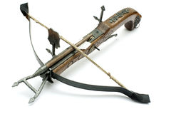 Crossbow Stock Photo