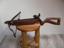 crossbow Stockbild