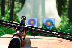 Crossbow Stock Image