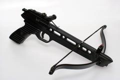 crossbowhandeldvapen Fotografering för Bildbyråer