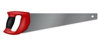 Crosscut saw Royalty Free Stock Image